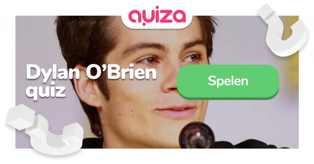 dylan o brien quiz