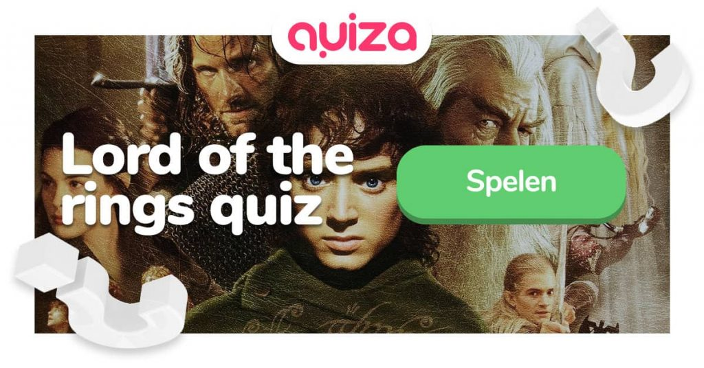 lord of the rings quiz